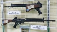 【土浦 秘宝館】日本製AR-18 (試作型)