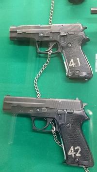 【土浦 秘宝館】SIG P220? 9mm拳銃?