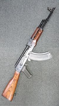 無可動実銃 AKM