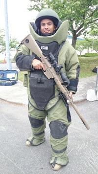 USMC EOD