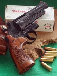 S&W M29 44.mag ENGRAVED