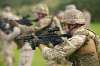 Royal Marines のACOG TA01B(Part.1)