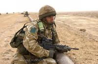 英軍のSMOKE GRENADE の作成 (DCC DAYSACK のSPIN OFF)