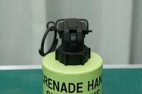英軍のSMOKE GRENADE の作成 (製作編 ②)