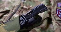 SA80 Bayonet Frog & Scabbard