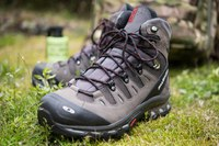 SALOMON QUEST 4D GTX (not issued but....awesome)