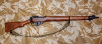 Lee Enfield Rifle No.4 Mk.1