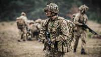 ECBA ( enhanced combat body armour ) がOSPREYに取って代わる?①