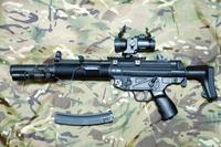 英軍のMP5 Part.4 (CYMA製MP5をいじる)