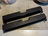 月刊エクセルホビー 「グロック19 9㍉拳銃刻印」やっちまいました!