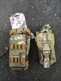米軍放出品 HSG社製 Bleeder/Blowout メディカルポーチ *マルチカム