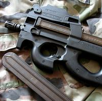 P90の出番