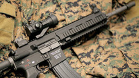 WE HK416 Gas Blow Back 4168 Rifle