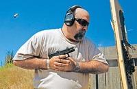 CQB Handgun Tactics