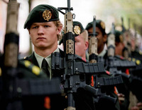 Royal Netherlands Army's Nifty C7/C8 Rifles