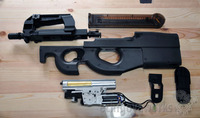 P90 Disassembly