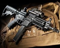 Rock River Arms LAR-9 SBR 9mm