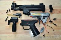 MP5K Disassembly