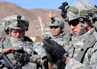 U.S. Military Wants To Secure Soldiers' Smartphones
