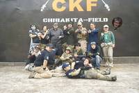 10.17千葉CKFハンドガン戦^^