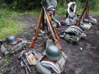 『ドイツ軍行軍・野営会』レポートその5。