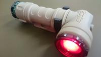 エナジャイザーL型ライト