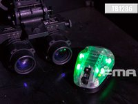 FMA HEL-STAR6 Gen3 ヘルメット用LED ライト!