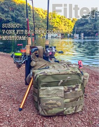 SUBROC V-ONE FIT BAG MULTICAM!