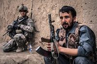 Afghan National Police !
