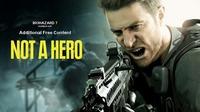 not a hero...