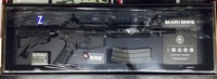 M4A1 MWS CQBカスタム!!