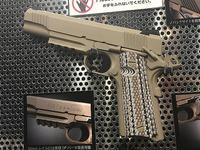【新商品予約】マルイ ガスブローバック M45A1 CQBピストル