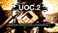 UNKNOWN OPERATORS CONVENTION VOL.2
