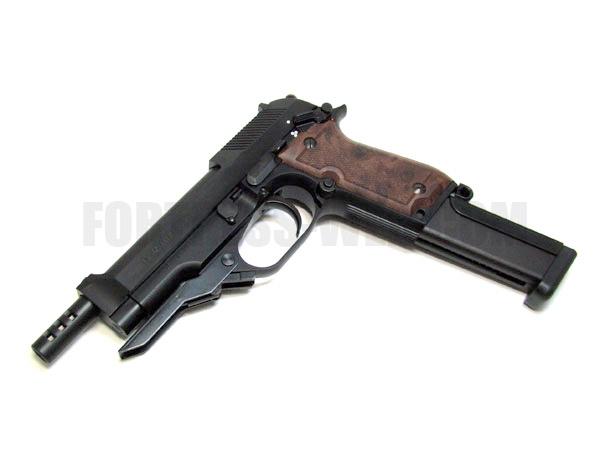 KSC (ケーエスシー): M93RII用 49連ロングマガジン07 (07ハードキック用)