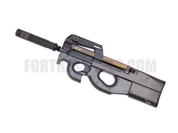 東京マルイ: 電動ガン FN P90 TR(トリプルレイル) 本体セット