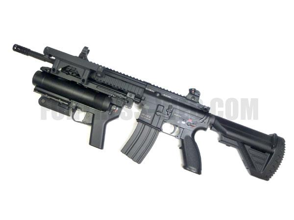 東京マルイ: ガスグレネードランチャー M320A1