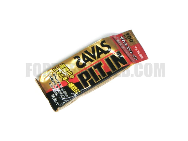 ZAVAS: ピットインゼリーバー アップル