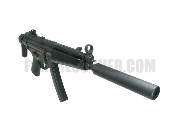 CRUSADER: MP5 KACサイレンサー(CR-GM01-0011)
