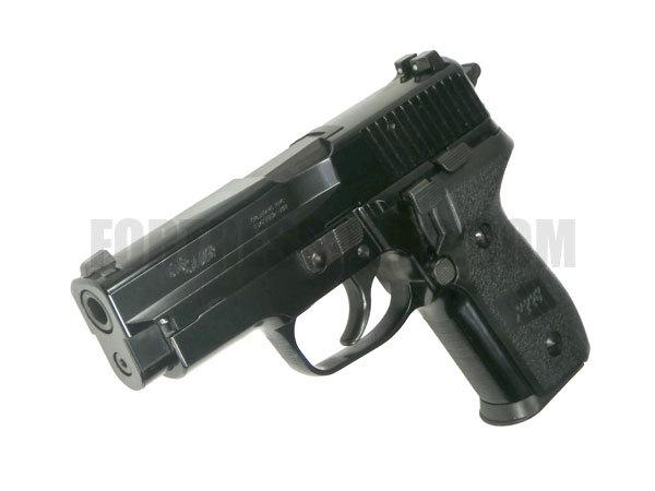 タナカワークス: ガスブローバック ハンドガン SIG P228 ABS スチールフィニッシュ