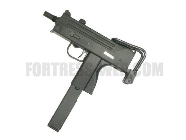 KSC (ケーエスシー): ガスブローバック サブマシンガン M11A1 HW