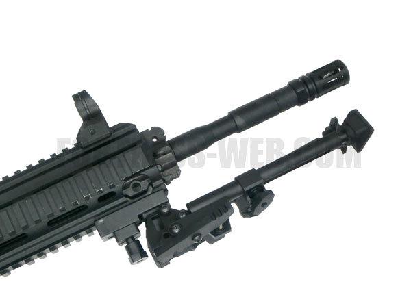 VFC: GG&Gタイプ Extreme Tactical バイポッド (BPD-M1913-BK01)