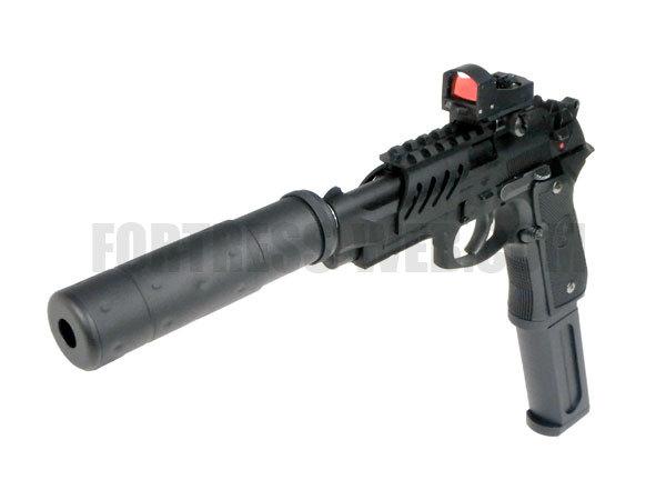 東京マルイ: 電動ハンドガン M9A1 本体