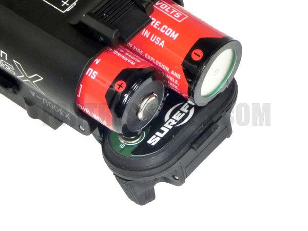 SUREFIRE (シュアファイア): X300 Ultra ウエポンライト (500ルーメン仕様)