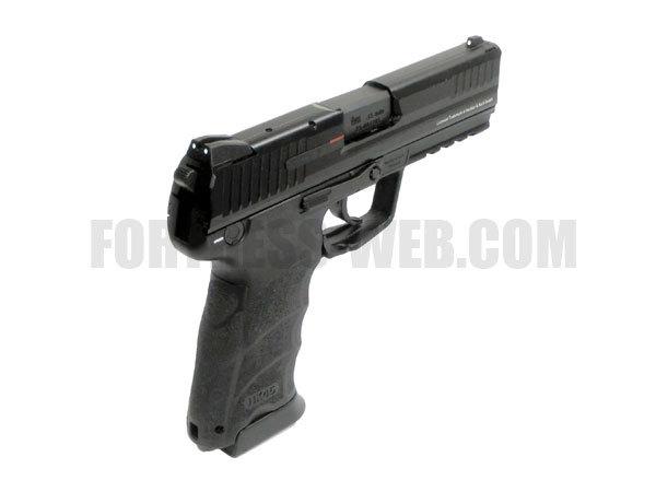 UMAREX: ガスブローバック ハンドガン H&K HK45