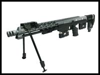 『まさに狙撃専用マシンの佇まい』!