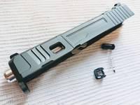 入荷  NOVA Fowler Industries Glock26 Titanium Grayキット
