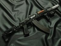 AKS74Uクリンコフレイルハンドガード