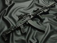 Hephaestus AK45連タイプカスタムマガジン