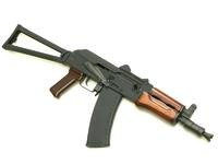 KSC AKS74U カスタム!