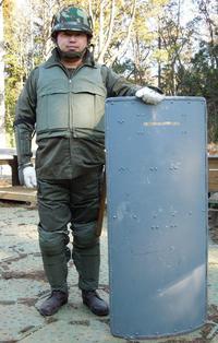 自衛隊治安装備